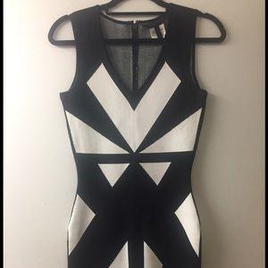 BCBG MAXAZRIA Bandage Dress